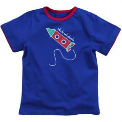 Dětské chlapecké tričko s krátkým rukávem s motivem rakety
