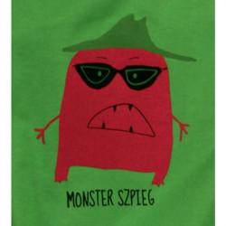Dětské tričko s krátkým rukávem zelené