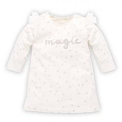 Dětské bavlněné šaty Pinokio Magic