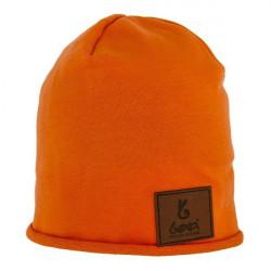 Dětská prodloužená čepice B. Basic Orange