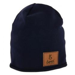 Dětská prodloužená čepice B. Basic Blue