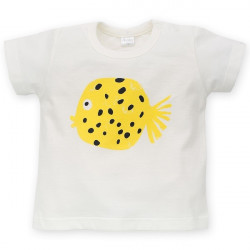Dětské tričko s krátkým rukávem Pinokio Little Fish