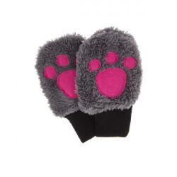 Zimní kojenecké rukavice bez palce Pin-Up Girl