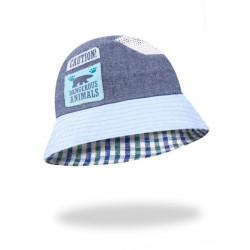 Chlapecký letní klobouček Yo! Caution