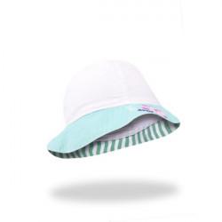 Dívčí letní klobouček Yo! Jungle boogie - zelený
