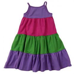 Dětské šaty na ramínka