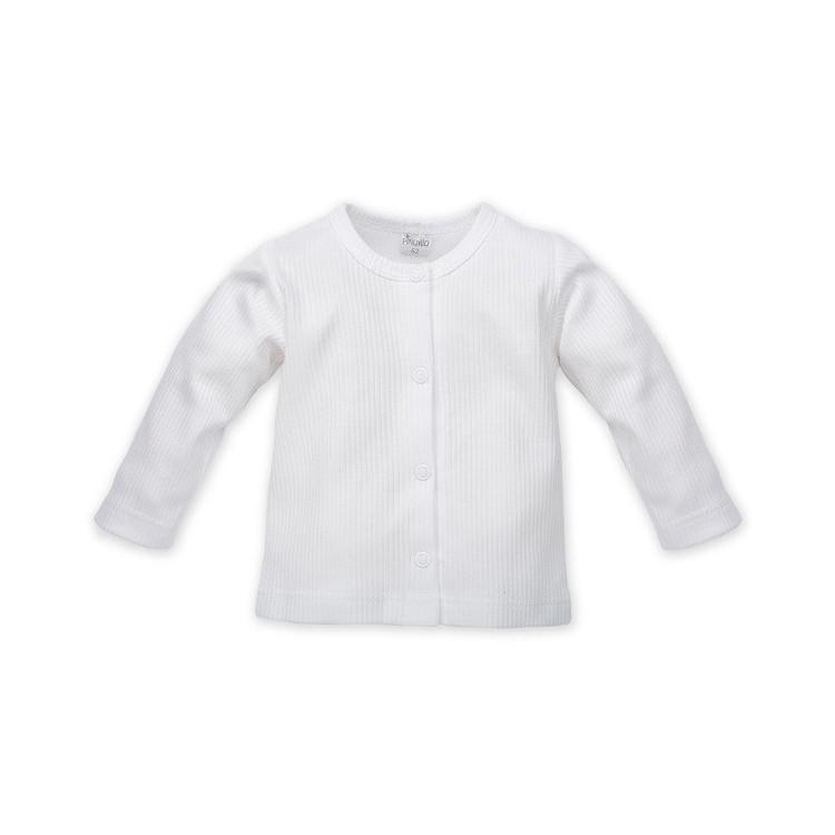 Kojenecký kabátek Pinokio White