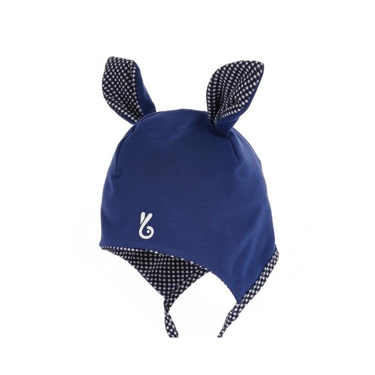 Kojenecká čepice Gigi Blue