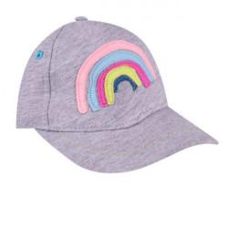 Dětská dívčí kšiltovka Yo! Rainbow Colors