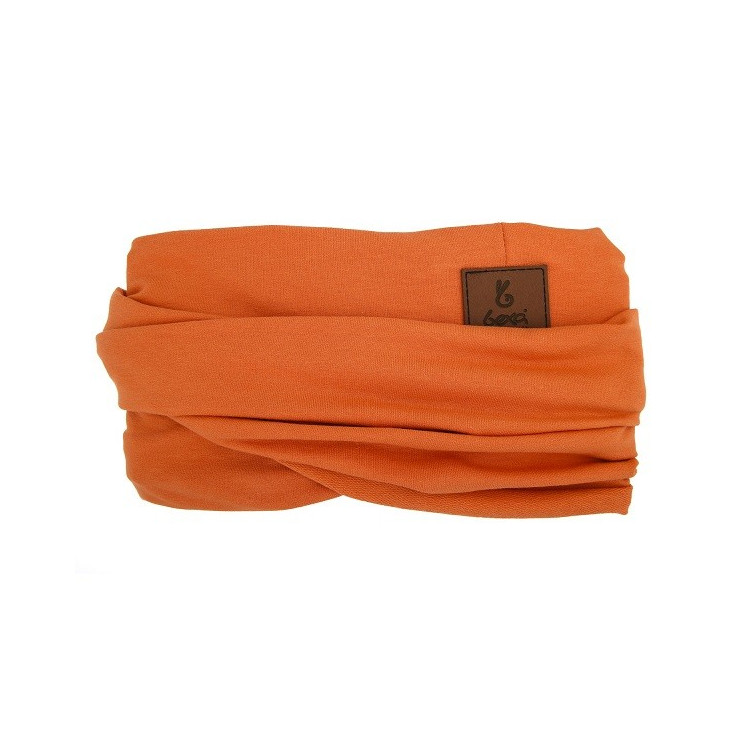 Dětský nákrčník Beanie Orange
