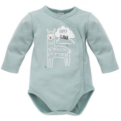 Zavinovací kojenecké body Pinokio Happy Llama