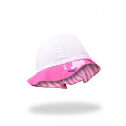 Růžový kojenecký klobouček Yo! Jungle Boogie