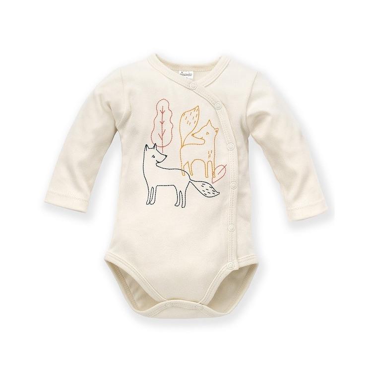 Zavinovací kojenecké body Pinokio Secret Forest