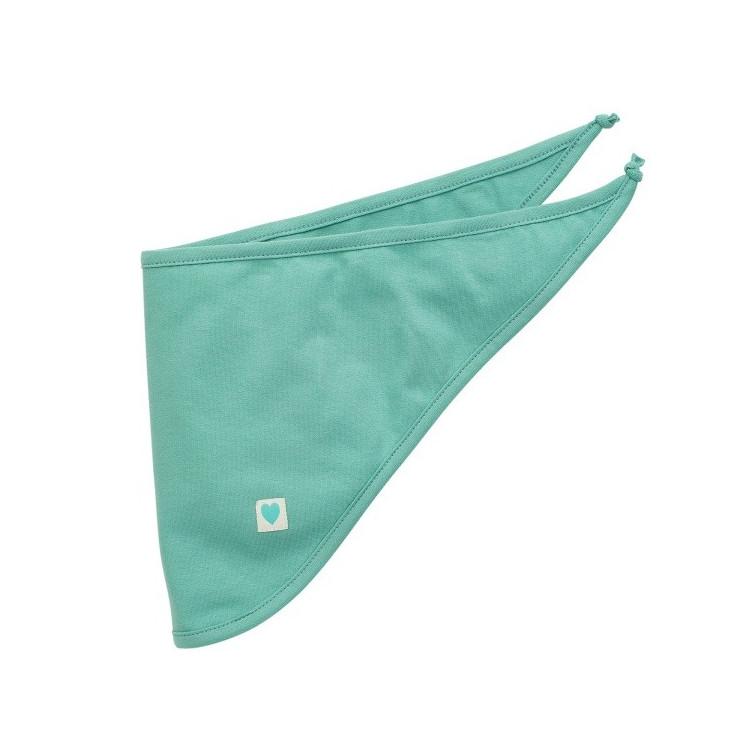 Kojenecký šátek na krk Pinokio Spring Light - zelený