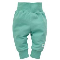 Kojenecké kalhoty Pinokio Spring Light - zelené