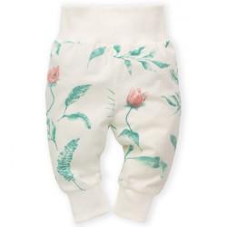 Kojenecké kalhoty Pinokio Spring Light - krémové