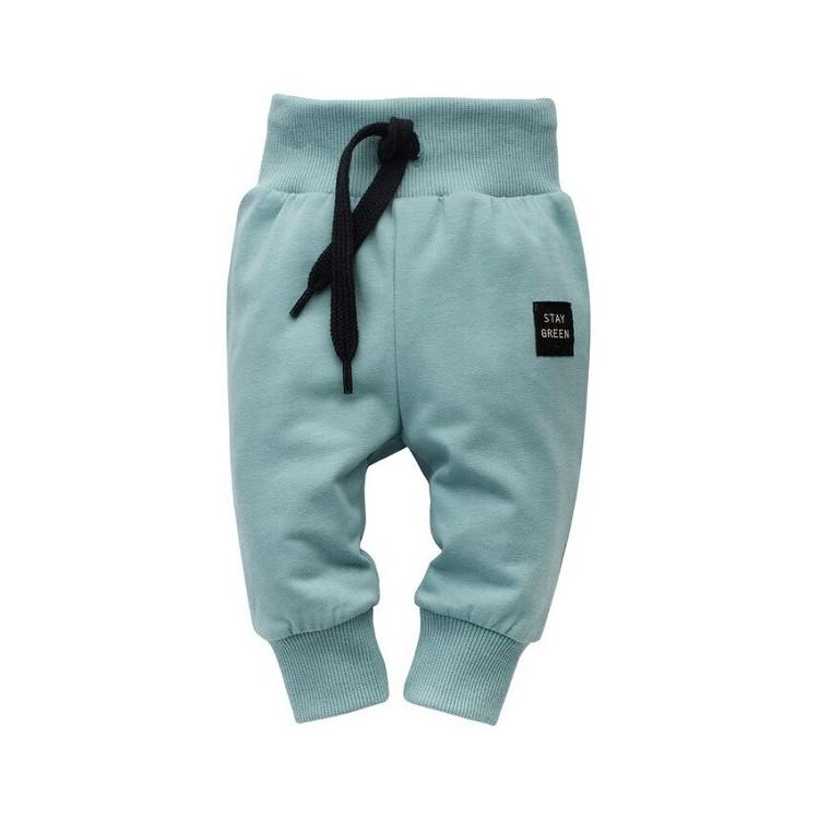Kojenecké kalhoty Pinokio Stay Green - zelené
