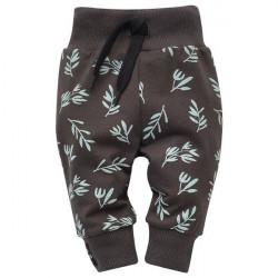 Kojenecké kalhoty Pinokio Stay Green - hnědé